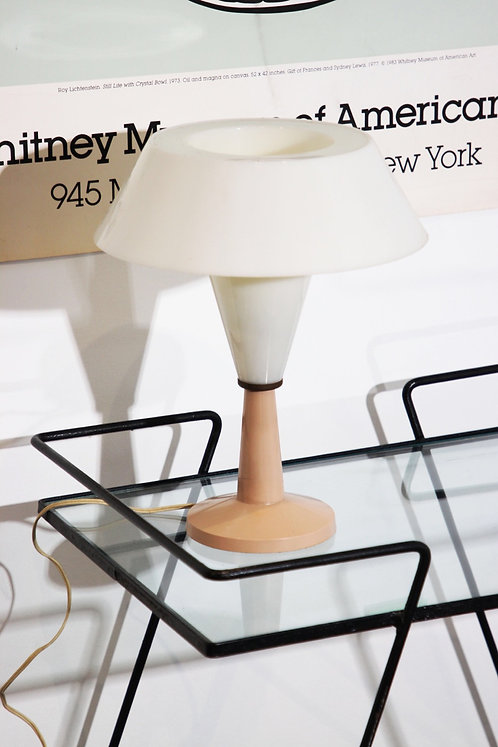 60s Space Age Table Lamp