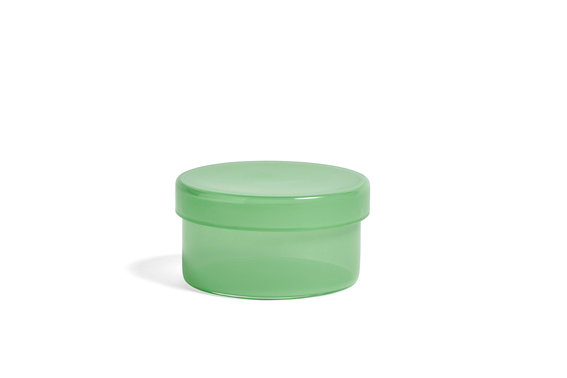 Container by HAY in Mint Green. A perfect catchall for any room of the home or office - wherever small things gather!
