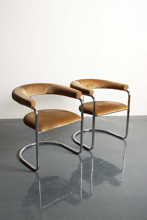 MODEL SS33 CHAIRS by ANTON LORENZ