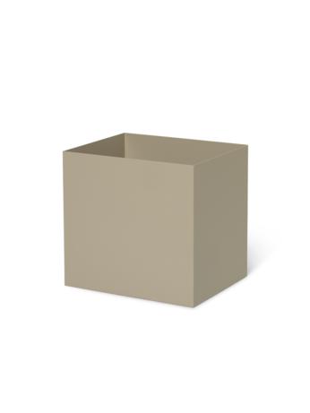 PLANT BOX POT - SMALL - CASHMERE