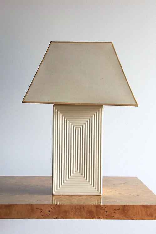 GEORGE KOVACS MONUMENT LAMP