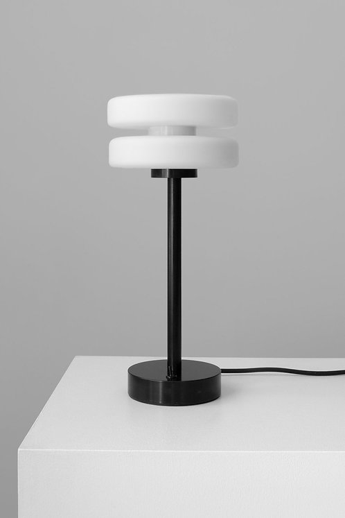 PUCK TABLE LAMP - TALL