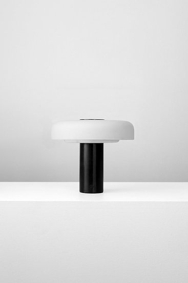 DISC LOW TABLE LAMP