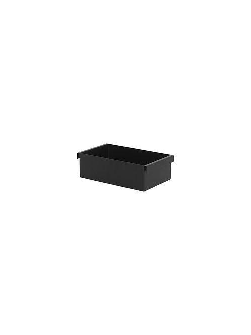 PLANT BOX CONTAINER - BLACK