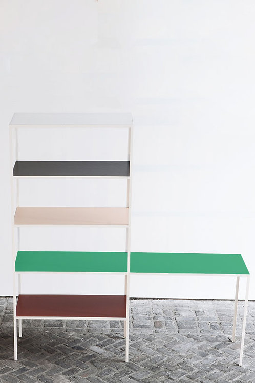 RACK + TABLE S - GREEN