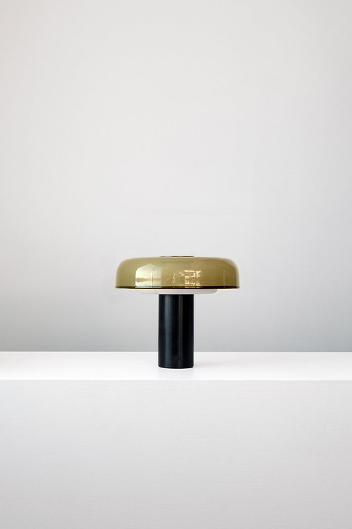 DISC LOW RIMMED TABLE LAMP