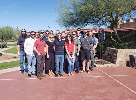 Building Relationships at the Western Window Systems Fly-Back Event