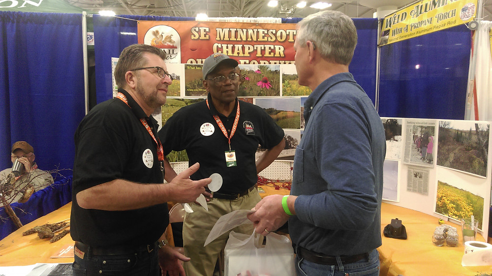 SE Minnesota Quail Forever is represented at 2017 Pheasant Fest