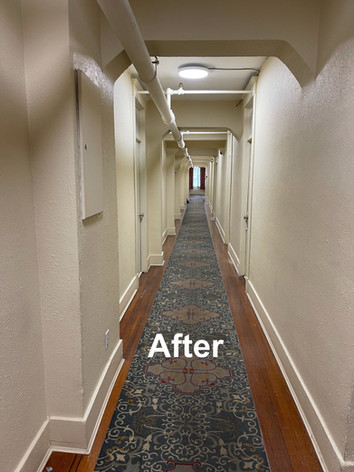 Patricia Hotel Project - After