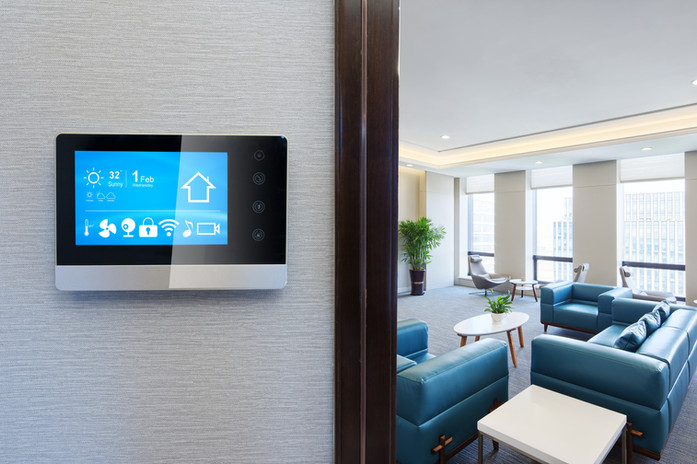 Lux Electric Group - Smart House