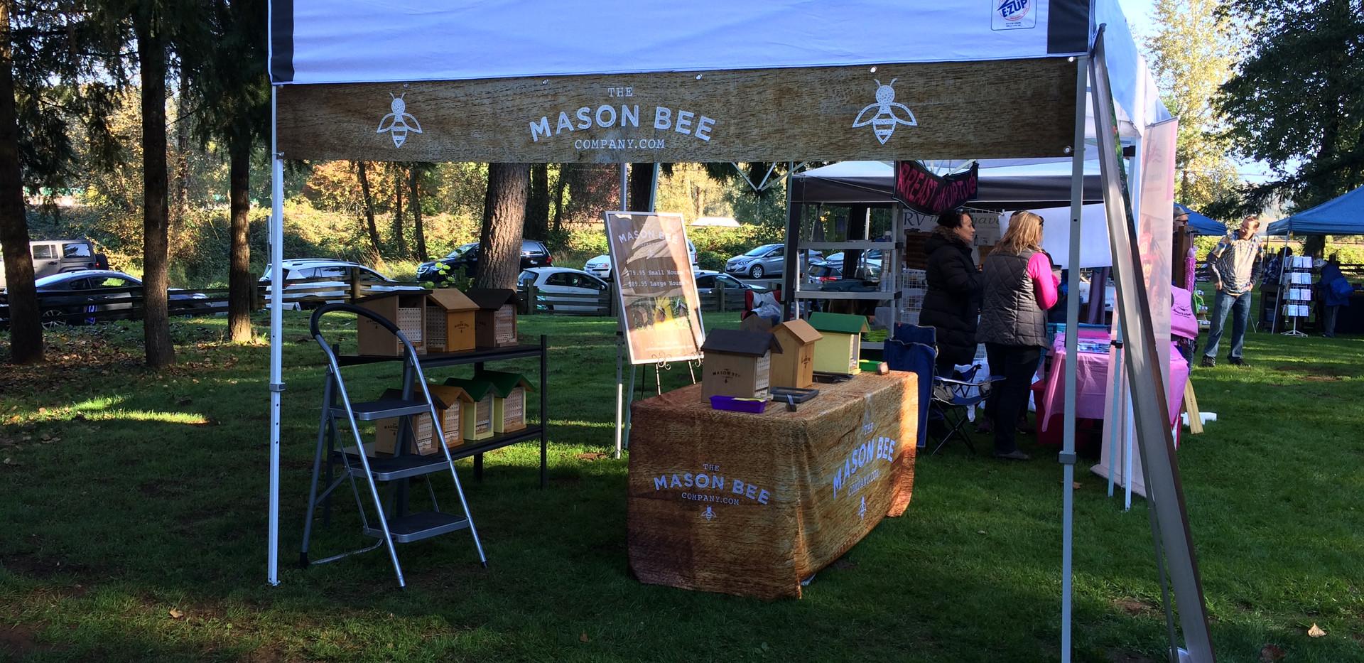 The Mason Bee Company