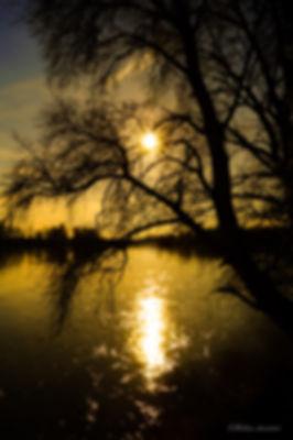 bord de oir,loire,couché de soleil,fleuve
