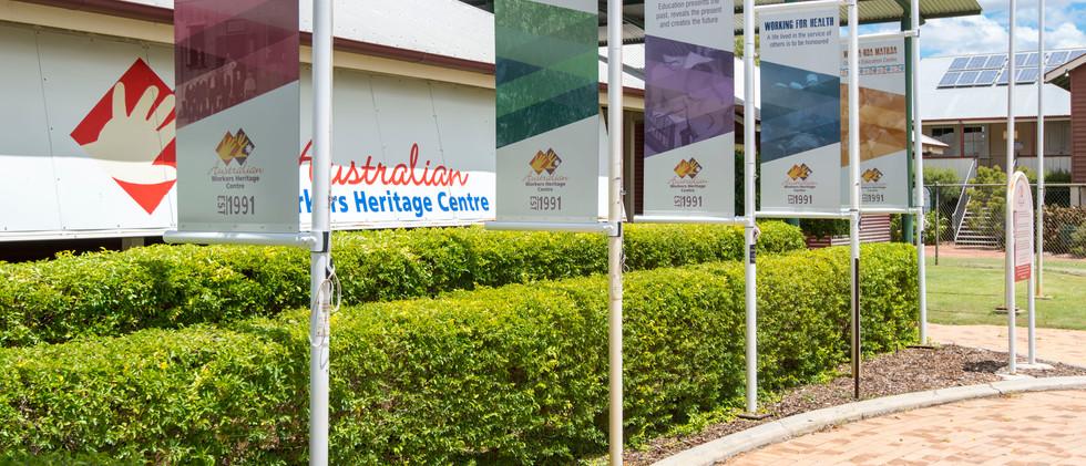 Orientation Centre & Retail Outlet