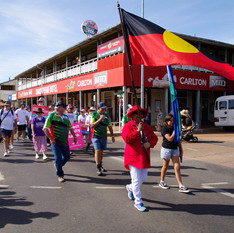 Labour Day Parade Barcaldine 2021