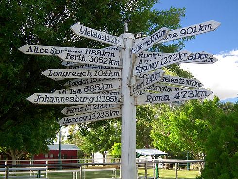 AWHC Signpost