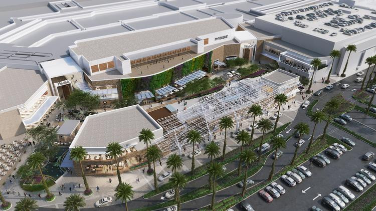 Project: Various Stores and Core Facility Projects Location: San Jose Client: Uniball-Rodamco-Westfield