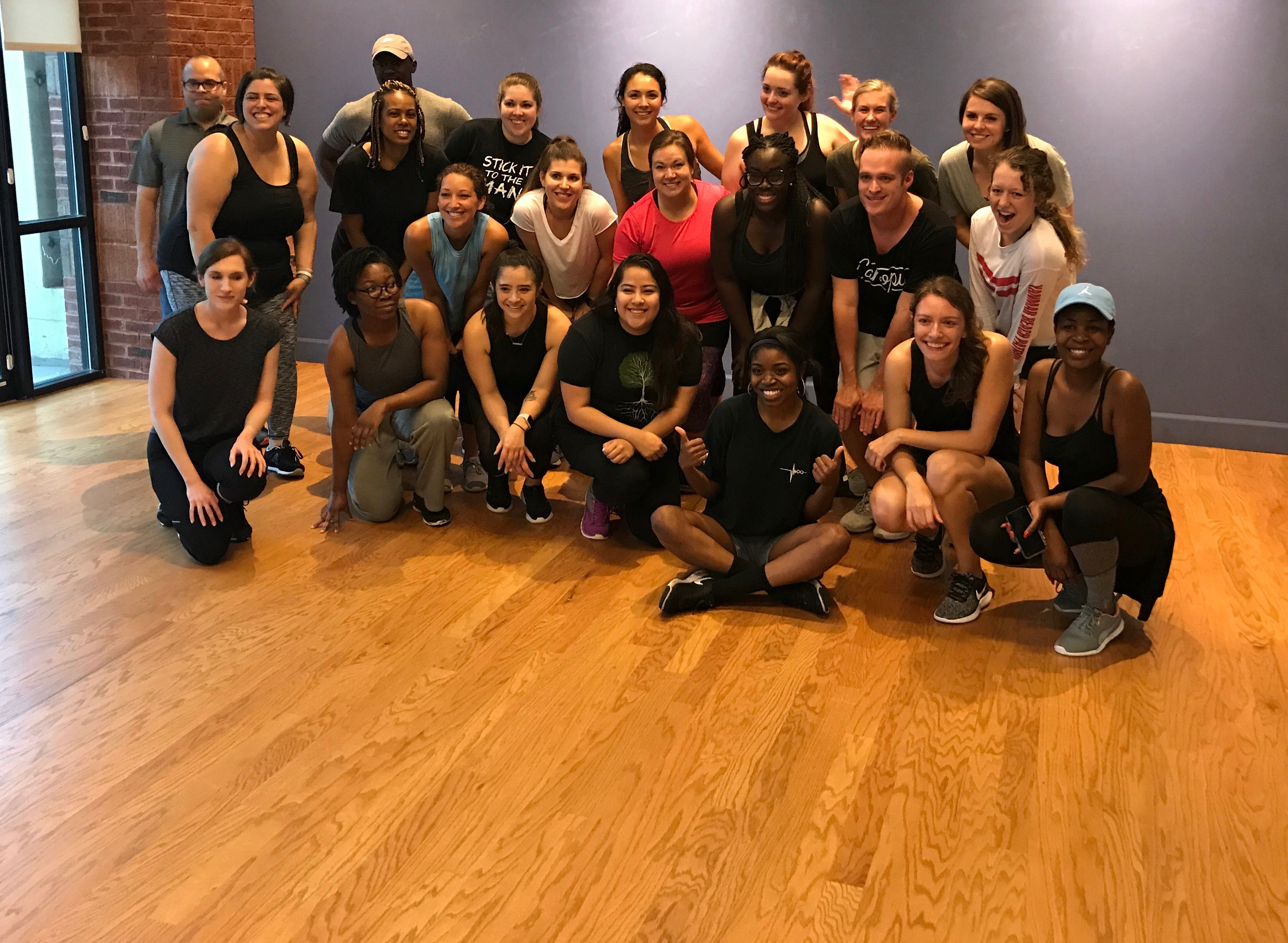 Weekly Adult Hip Hop Dance Class!