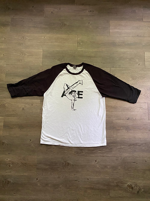 Ace Baseball Tee Adult & Youth