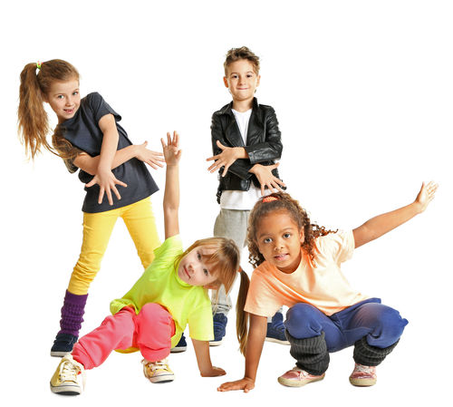 Weekly EST Tues/Thurs Kids Hip Hop Class