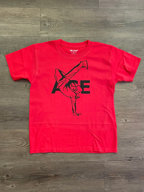 ACE Tshirt Adult & Youth (more colors)