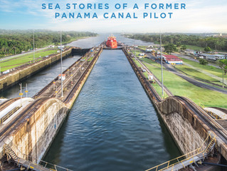 'Captain Puckett: Sea stories of a former Panama Canal pilot' due in 2018