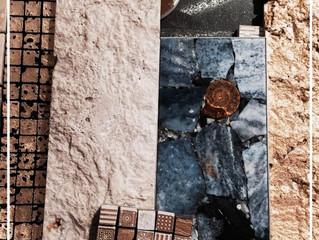 Эксклюзивный дизайн с применением натуральных и полудрагоценных камней