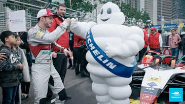 The Michelin Man | Tribute To A Legend