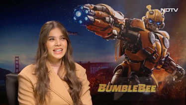 Bumblebee Movie Press Junket