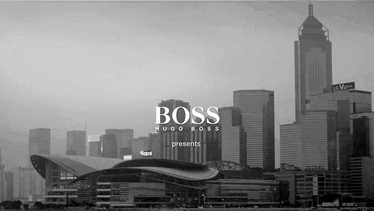 Hugo Boss Gallerist