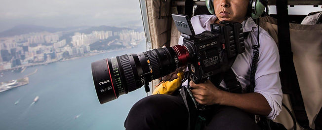 Aerial Director of Photography Hong Kong James Goldman