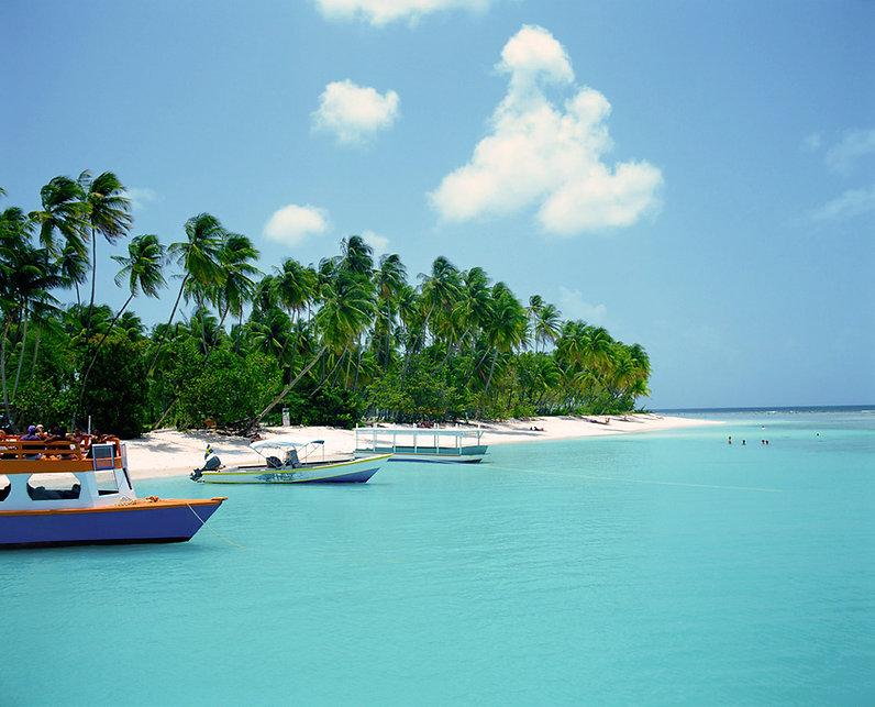 Tropical Beach lombok mandalika