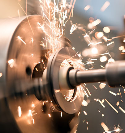 metalworking industry_ finishing metal w