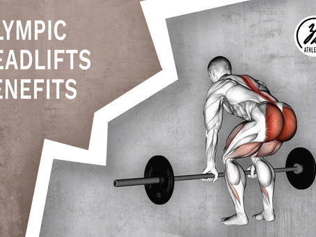 Do olympic deadlifts help build core strength?