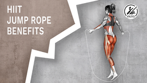 The benefits of HIIT jump rope training for bone health
