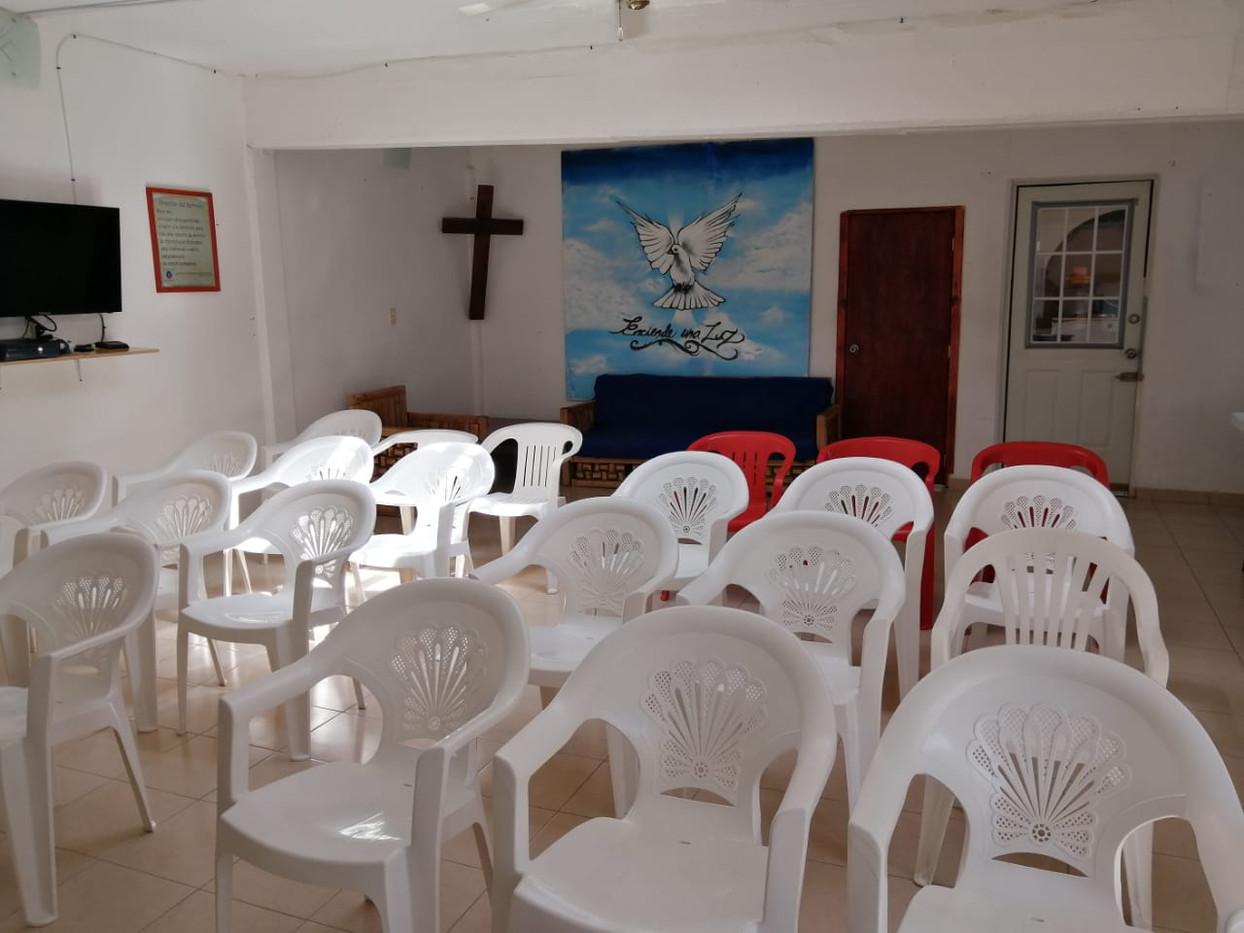 Clinica Enciende una Luz Sala de Estudio
