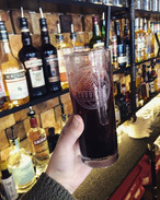 Our Loganberry Elixer is the delicious,