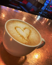 We love hump day a latte!! Come hang wit