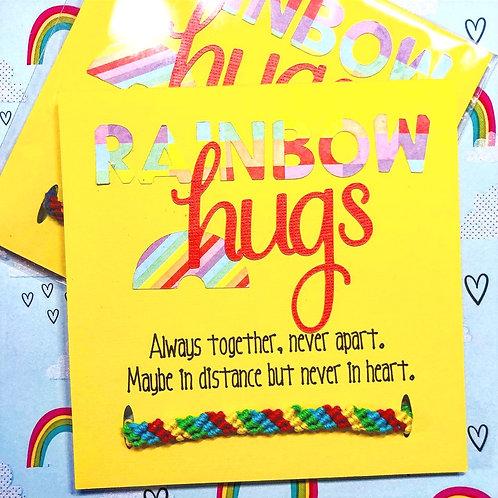 Rainbow Hugs Bracelet