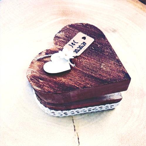 Small gift/ ring box