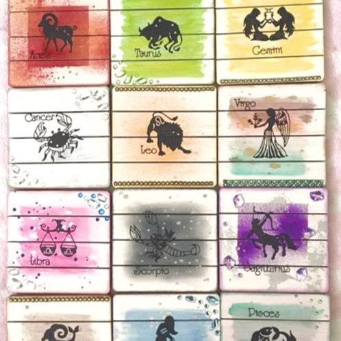 Zodiac Plaque