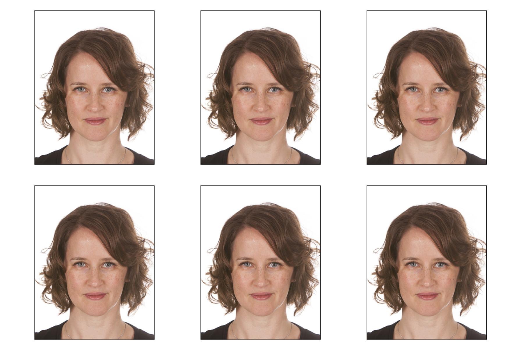 Passfoto - biometrisch diverse