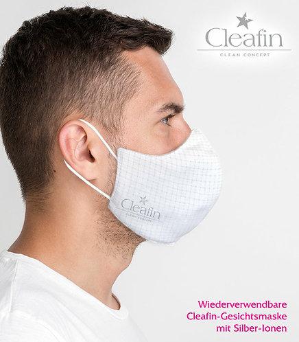 Wiederverwendbare Gesichtsmaske Gr. L, einzeln