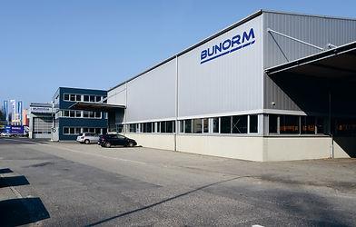 Firmengebäude Bunorm AG in Aarwangen