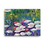 """Thumbnail: """"Water Lily"""" 00.3 Canvas"""