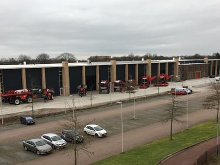 CPB Steenwijkerland feliciteert Agrifac met de opening van haar nieuwe fabriek