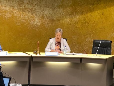 Dankwoord van Jacqueline Willemsen – Post bij haar afscheid als raadslid