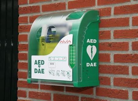 CPB stelt vragen aan college betreft financiering en onderhoud AED