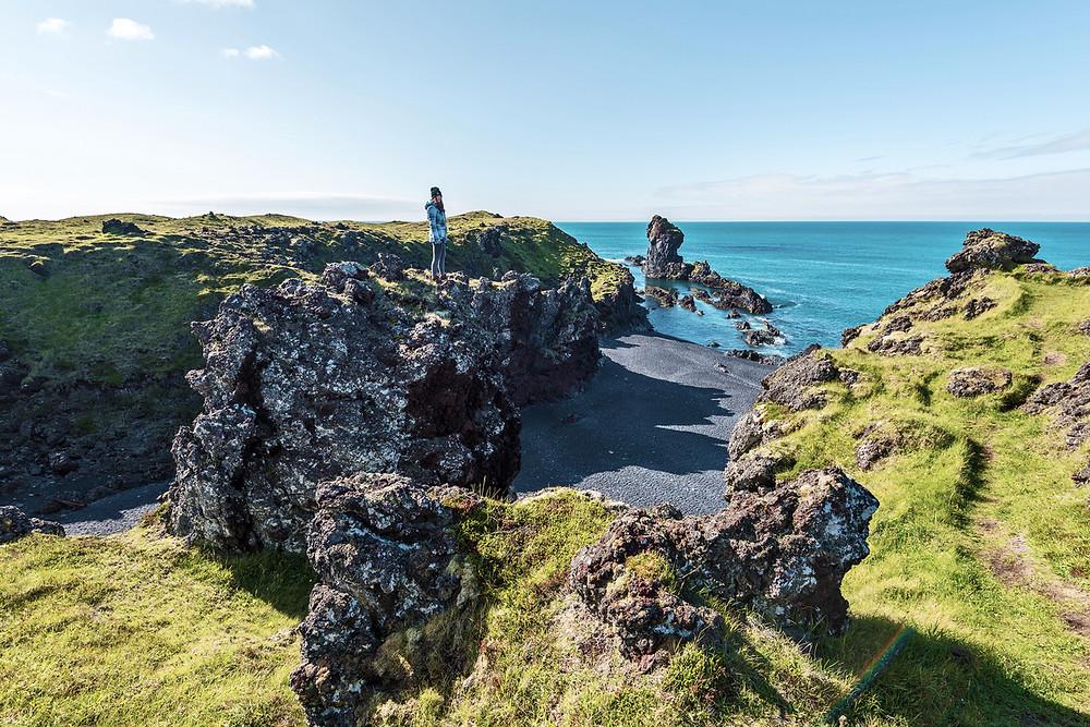 Iceland National Parks: Snaefellsjokull