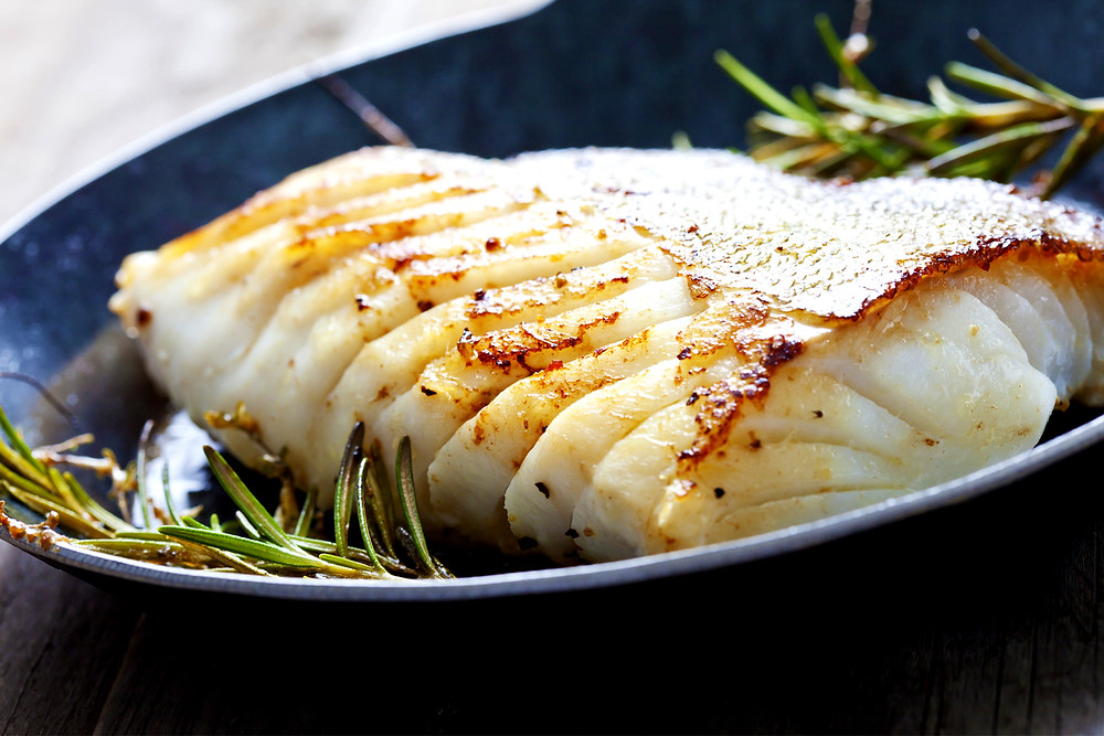 Fish is a staple Iceland food