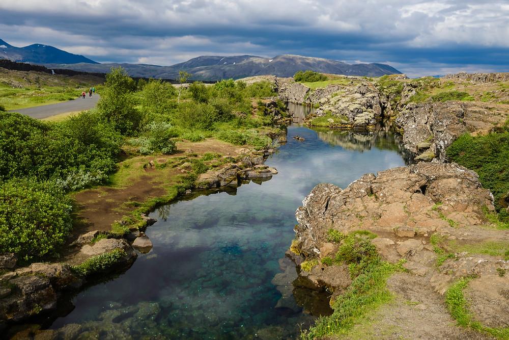 Golden Circle Iceland Thingvellir National Park Silfra Fissure